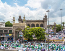 mecca masjid, hyderabad, download free indian travel and stock photos