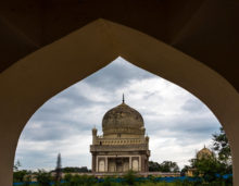 seven tombs, hyderabad, 7 tombs, free indian travel and stock photos