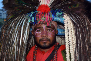 tribal man telangana, free indian travel and stock photos