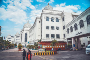 salar jung museum, hyderabad, free indian travel and stock photos
