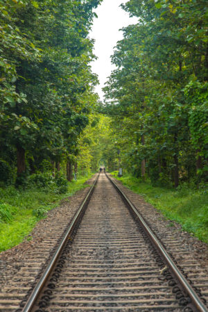indian travel photos and images, railway tracks